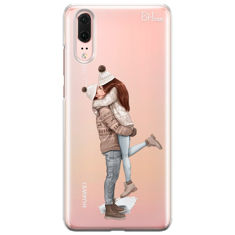All I Want For Christmas Redhead Coque Huawei P20