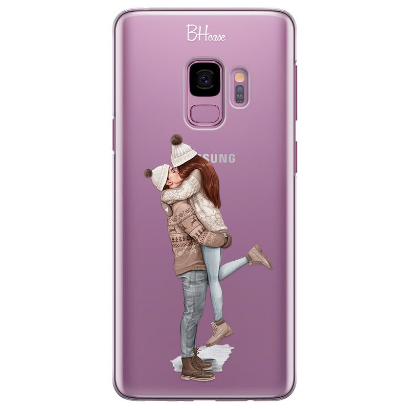 All I Want For Christmas Redhead Coque Samsung S9