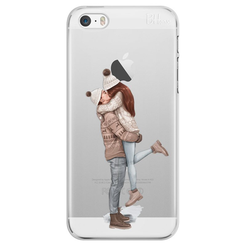 All I Want For Christmas Redhead Coque iPhone SE/5S
