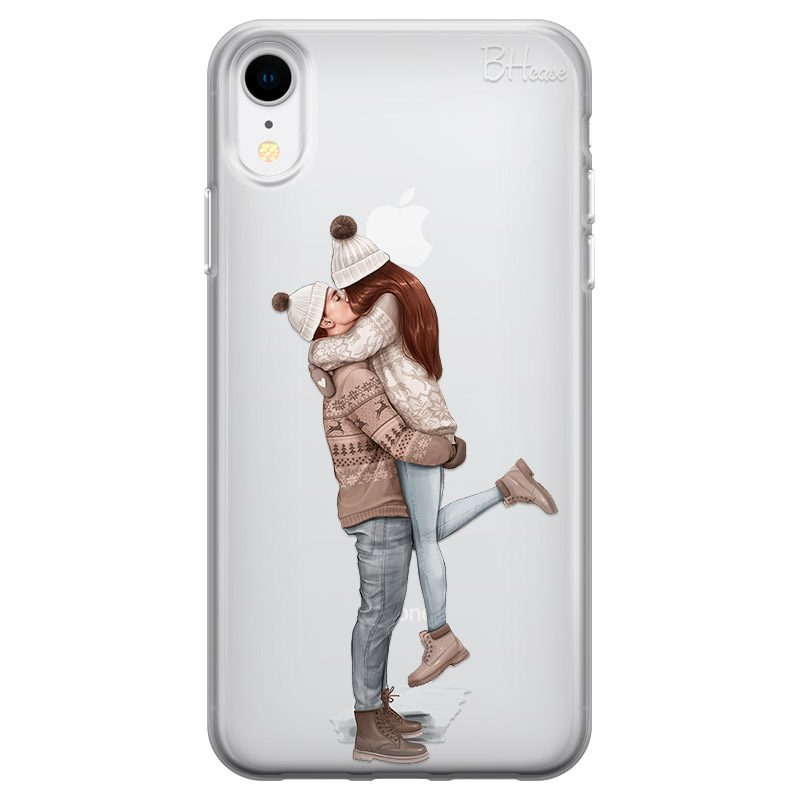 All I Want For Christmas Redhead Coque iPhone XR