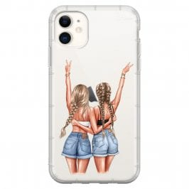 Better Together Blonde Coque iPhone 11
