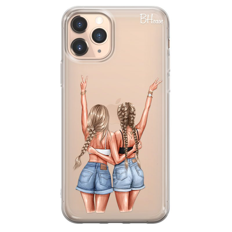 Better Together Blonde Coque iPhone 11 Pro