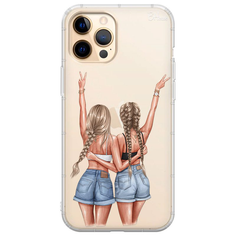 Better Together Blonde Coque iPhone 12 Pro Max