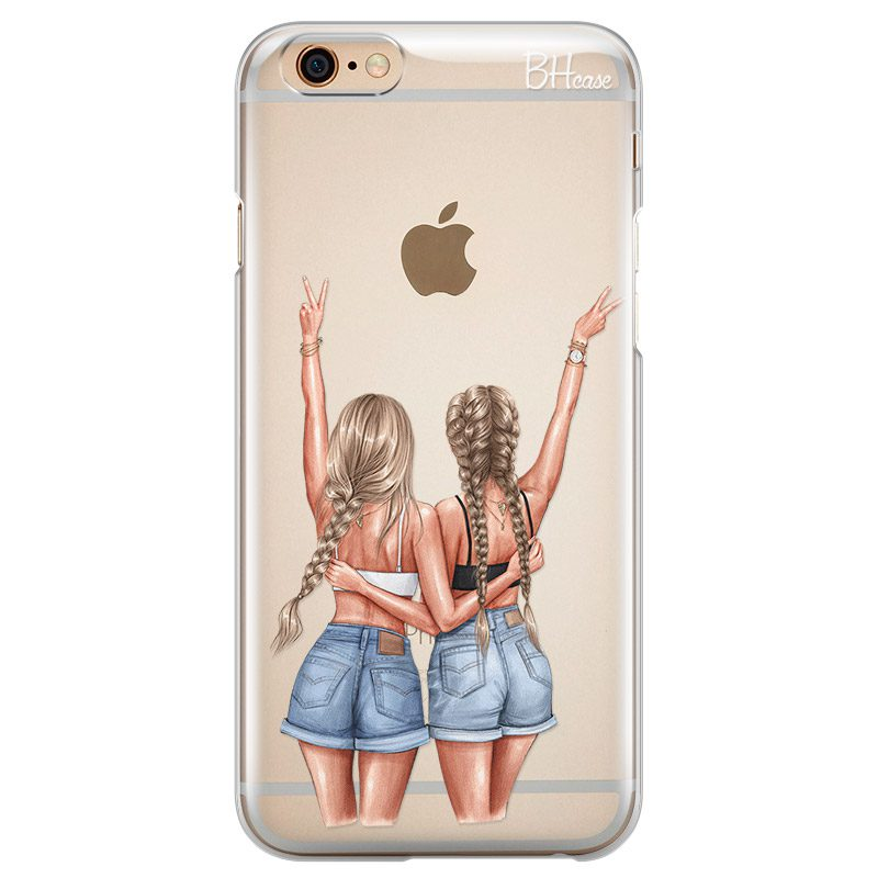 Better Together Blonde Coque iPhone 6/6S