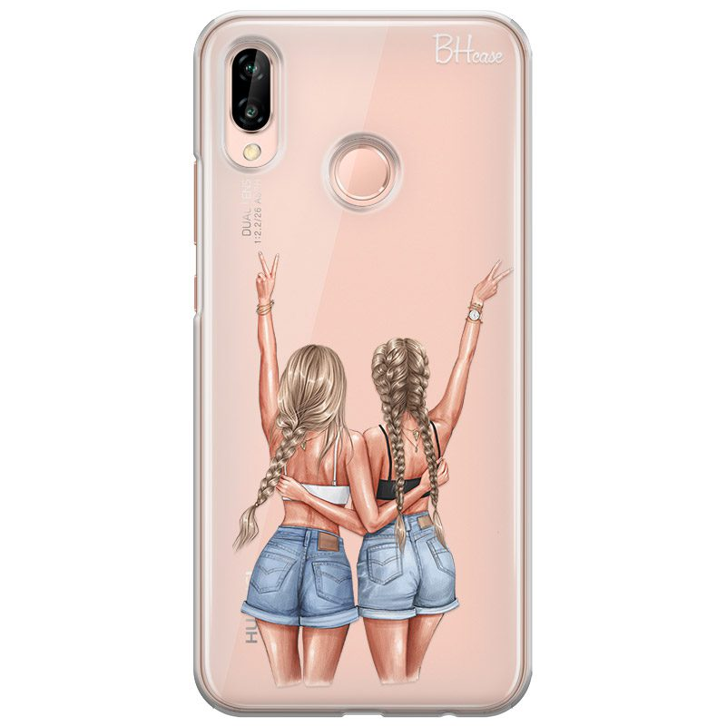 Better Together Blonde Coque Huawei P20 Lite
