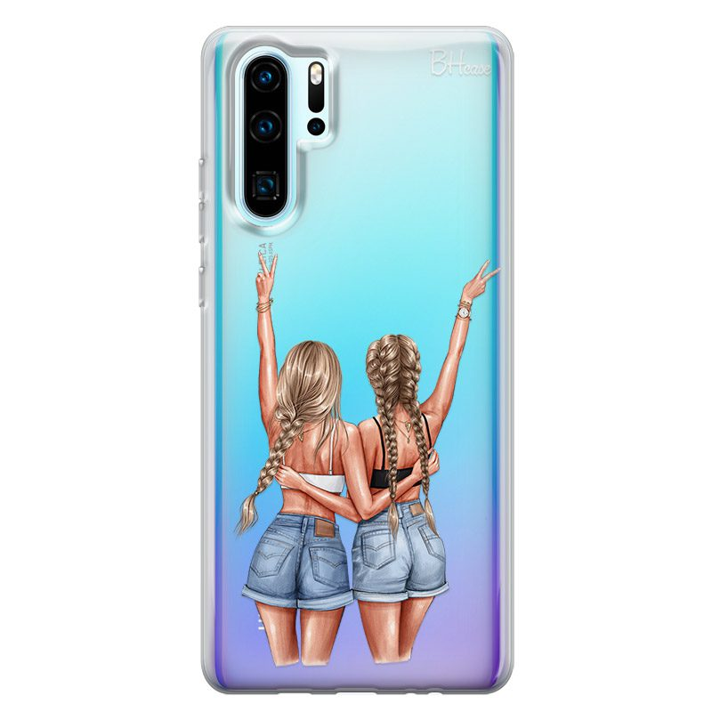 Better Together Blonde Coque Huawei P30 Pro