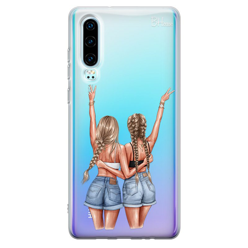 Better Together Blonde Coque Huawei P30