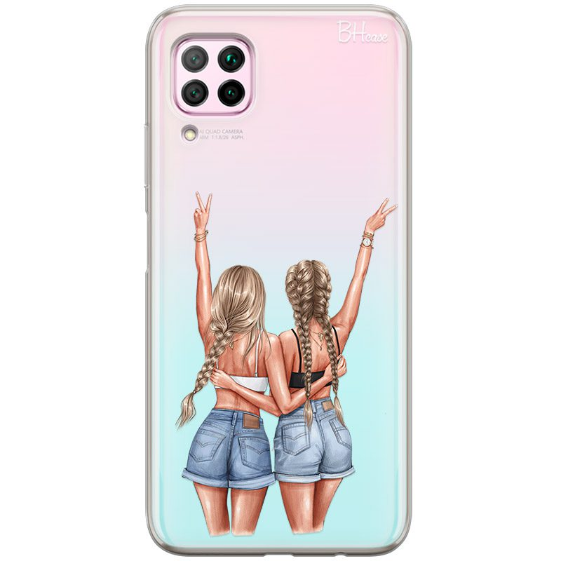 Better Together Blonde Coque Huawei P40 Lite