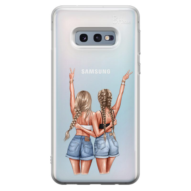 Better Together Blonde Coque Samsung S10e