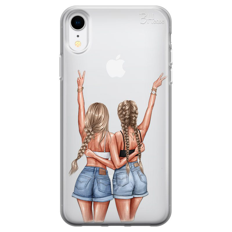 Better Together Blonde Coque iPhone XR