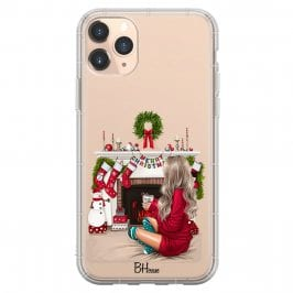 Christmas Day Blonde Coque iPhone 11 Pro