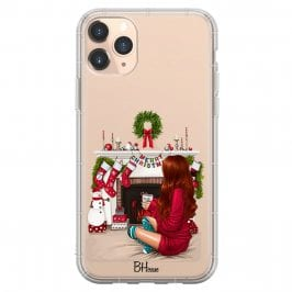 Christmas Day Redhead Coque iPhone 11 Pro