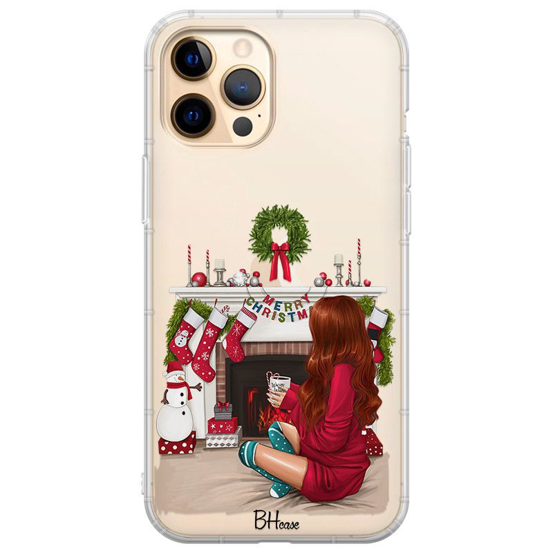 Christmas Day Redhead Coque iPhone 12 Pro Max