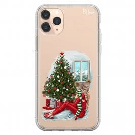 Christmas Mom Blonde Coque iPhone 11 Pro Max