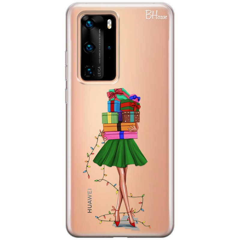 Christmas Time Coque Huawei P40 Pro