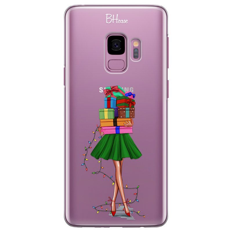 Christmas Time Coque Samsung S9
