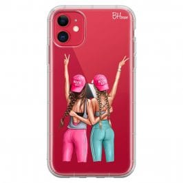 Girls Can Coque iPhone 11