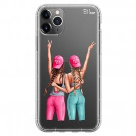 Girls Can Coque iPhone 11 Pro Max
