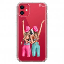 Girls Can Blonde Coque iPhone 11