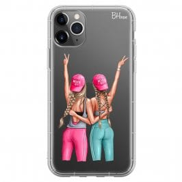 Girls Can Blonde Coque iPhone 11 Pro