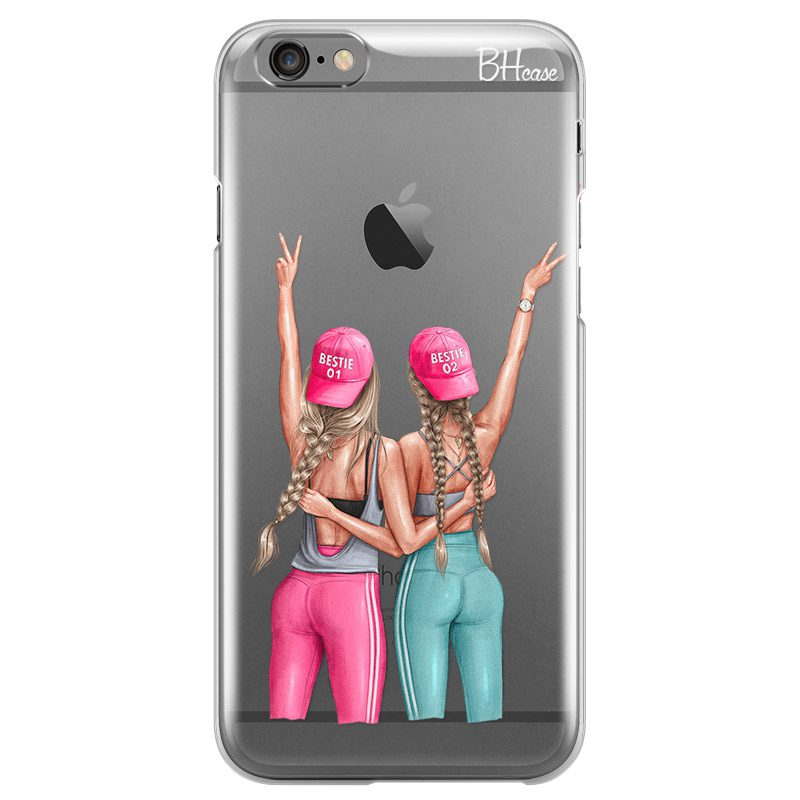Girls Can Blonde Coque iPhone 6/6S