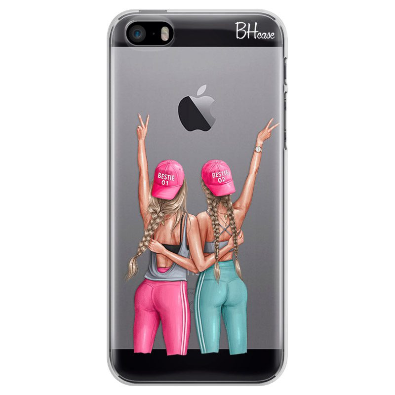 Girls Can Blonde Coque iPhone SE/5S