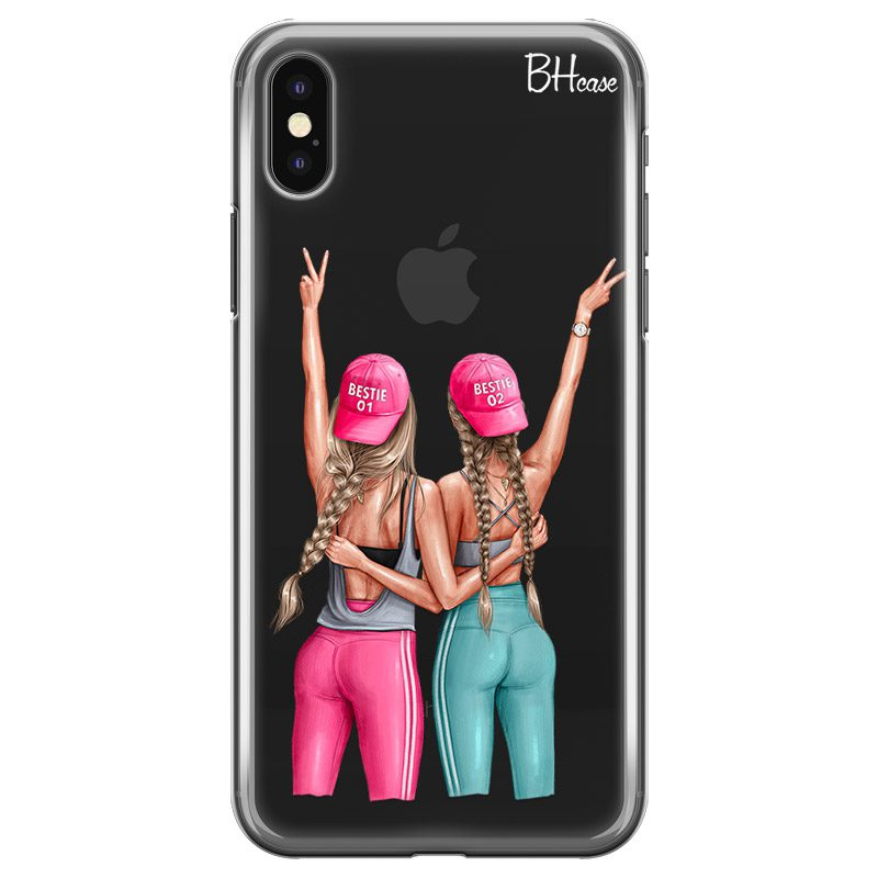 Girls Can Blonde Coque iPhone XS Max
