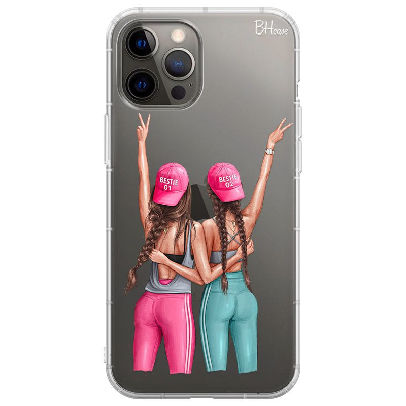 Girls Can Brown Hair Coque iPhone 12 Pro Max