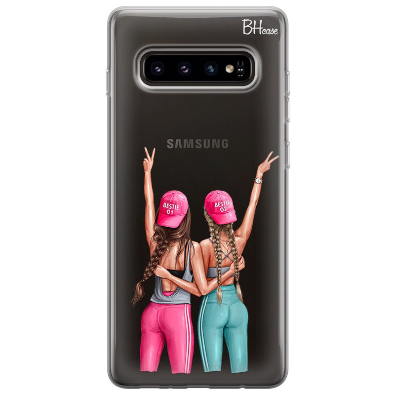 Girls Can Coque Samsung S10 Plus