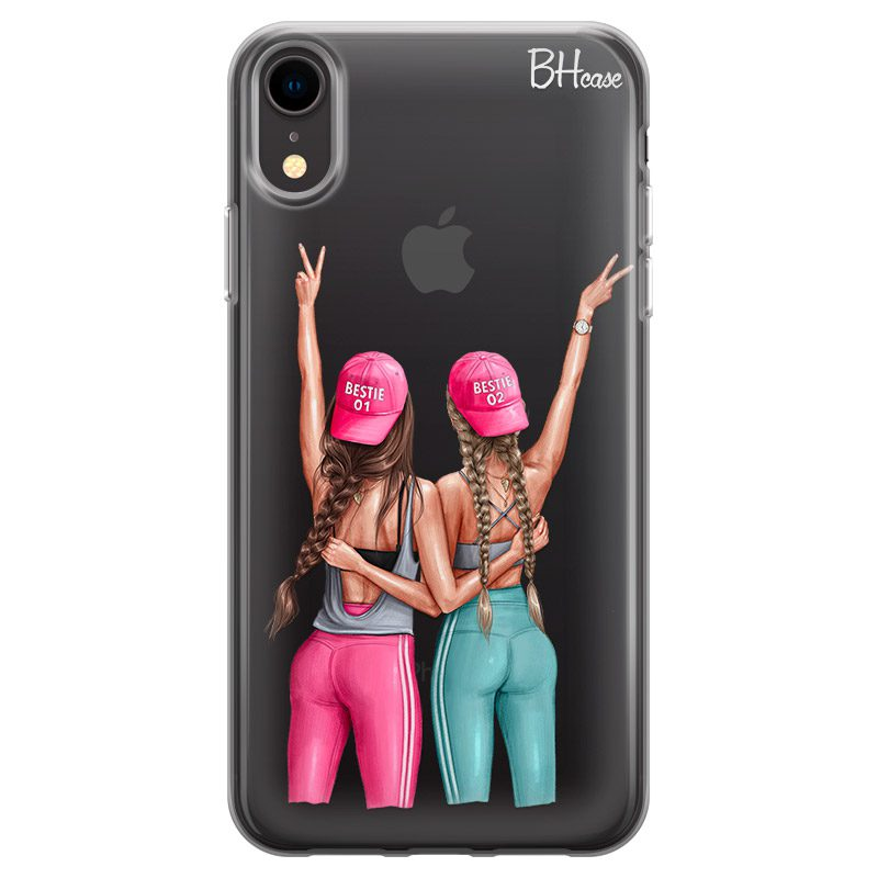 Girls Can Coque iPhone XR