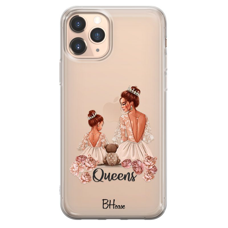 Queens Redhead Coque iPhone 11 Pro