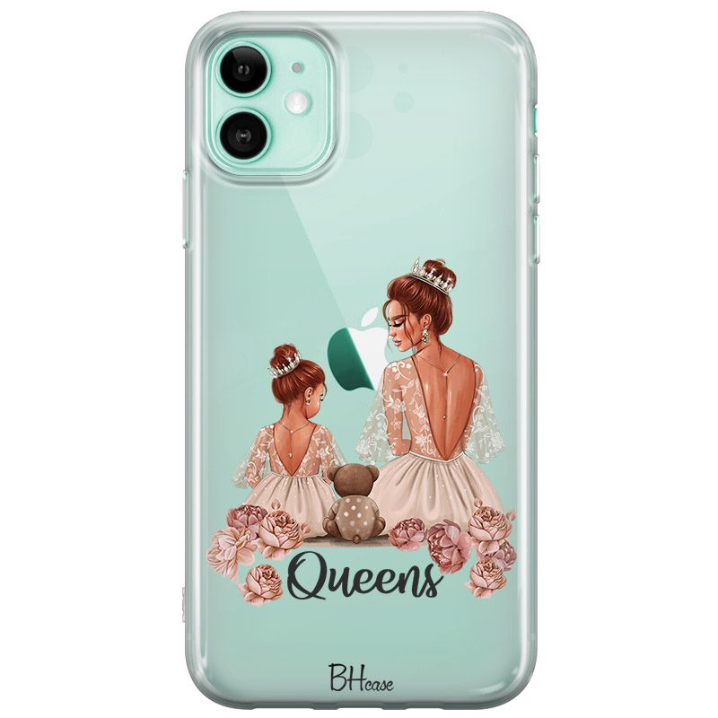Queens Redhead Coque iPhone 11