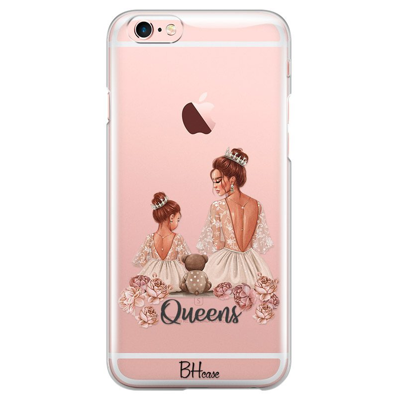 Queens Redhead Coque iPhone 6/6S