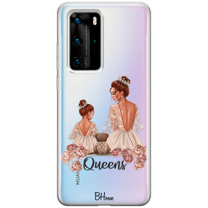 Queens Redhead Coque Huawei P40 Pro