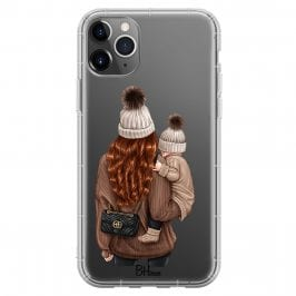 Warm Wishes Mom Redhead Coque iPhone 11 Pro