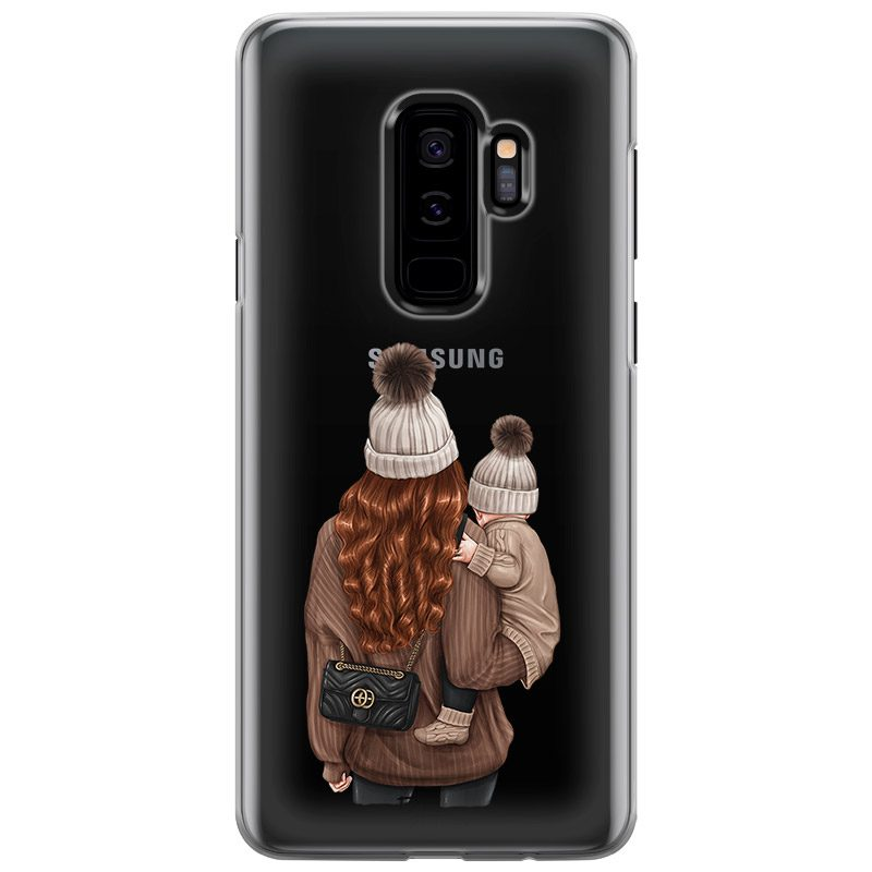 Warm Wishes Mom Redhead Coque Samsung S9 Plus