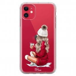 Winter Chill Blonde Coque iPhone 11
