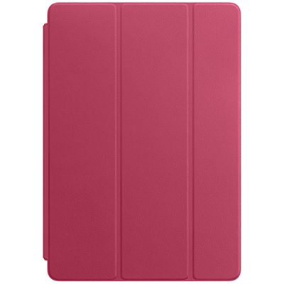 "Apple Leather Smart Cover Pink Fuchsia Coque iPad 10.5"" Air/Pro"