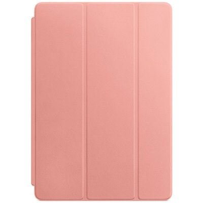 "Apple Leather Smart Cover Soft Pink Coque iPad 10.5"" Air/Pro"