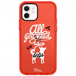 All You Need Is Dogs Coque iPhone 12/12 Pro