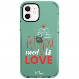 All You Need Is Love Coque iPhone 12/12 Pro