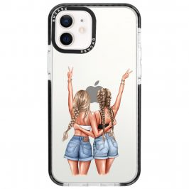Better Together Blonde Coque iPhone 12/12 Pro