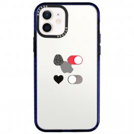 Brain On Heart Off Coque iPhone 12/12 Pro