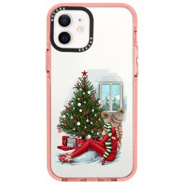 Christmas Mom Blonde Coque iPhone 12/12 Pro