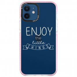 Enjoy Little Things Coque iPhone 12/12 Pro