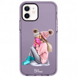 Mother's Kiss Coque iPhone 12/12 Pro