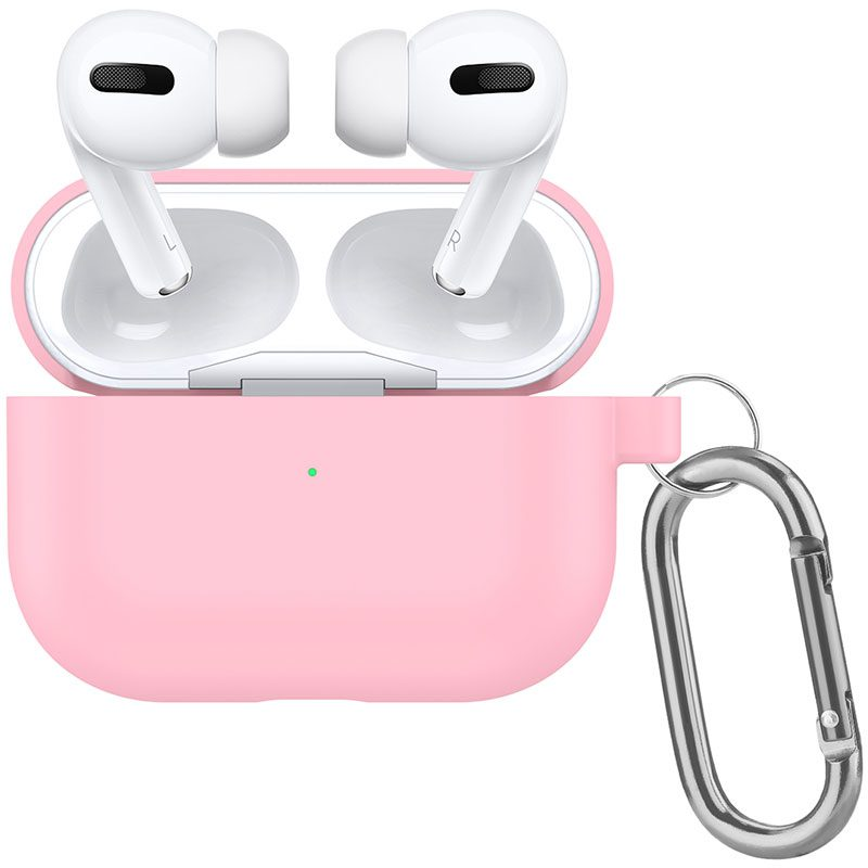 Silicone Coque Airpods Pro Protective Pink