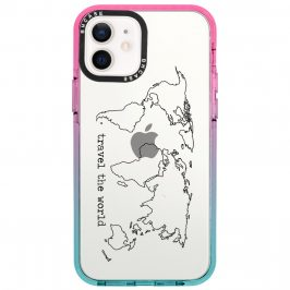 Travel The World Coque iPhone 12/12 Pro