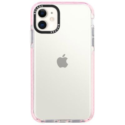 Clair BHholo Light Pink Coque iPhone 11