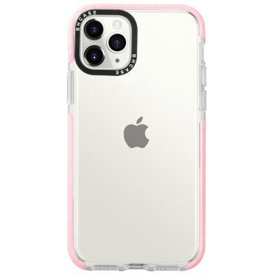 Clair BHholo Light Pink Coque iPhone 11 Pro